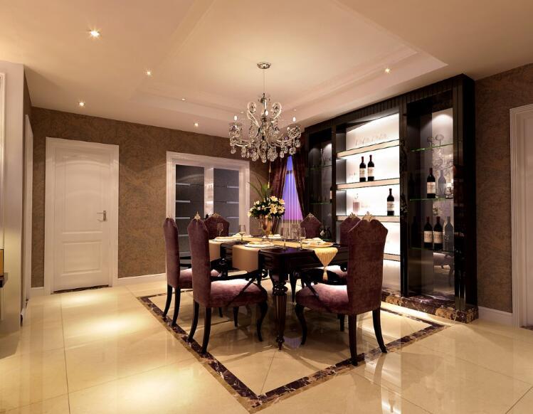 香桥郡欧式144M²三室