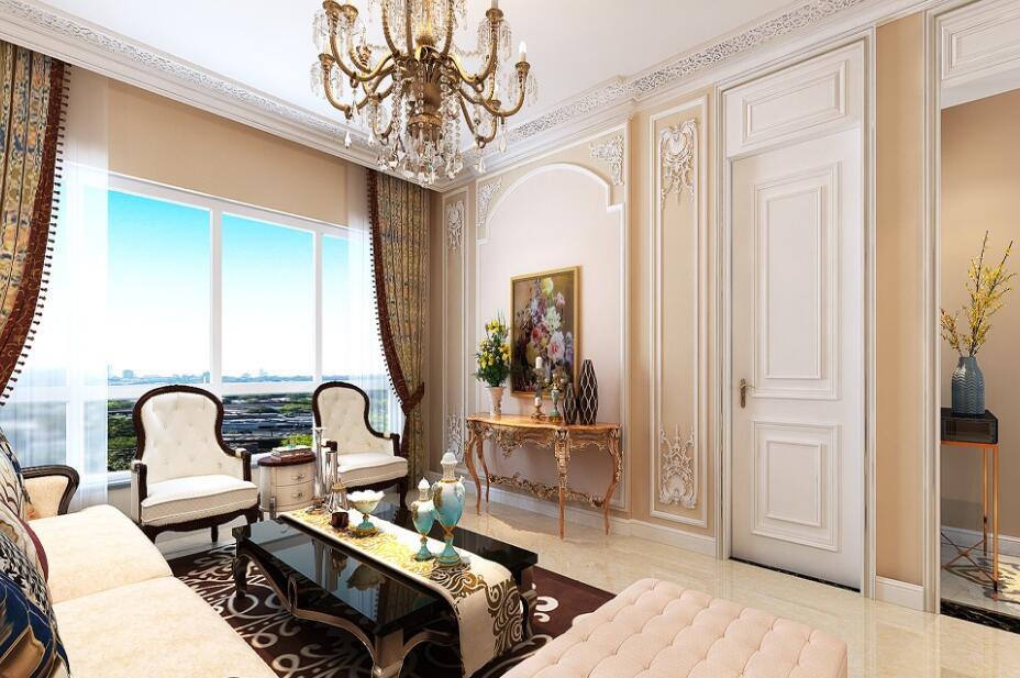 盛世龙城123平三室古典欧式