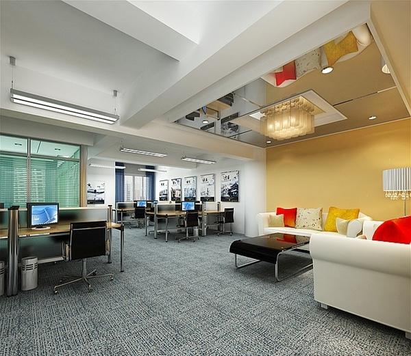 办公室装修设计中应该注意的知识