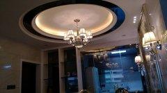 客厅吊顶灯风水禁忌,很少人知道的三大吊顶灯