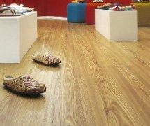 地板呵护需要勤补水