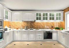 u型厨房设计有哪些特殊优势